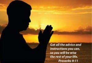 Pastor360 Proverbs 911 Praying Hands